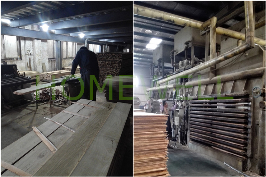 Homewell specialize in manufacturing floor vent hardwood for Wood floor factory
