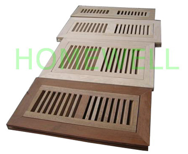 flush mount floor vent