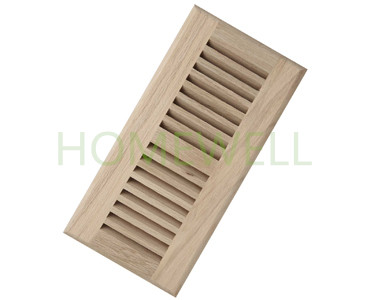 self rimming floor vent