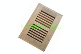 wood vent cover