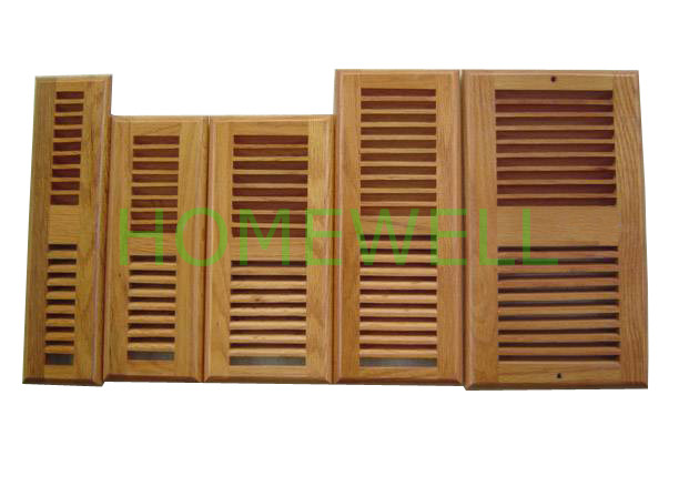 Wood Vents Self Rimming Is Also Called Drop In Wood Vents